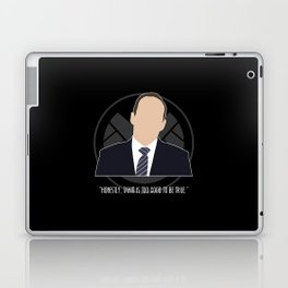 Agents of S.H.I.E.L.D. - Coulson Laptop & iPad Skin