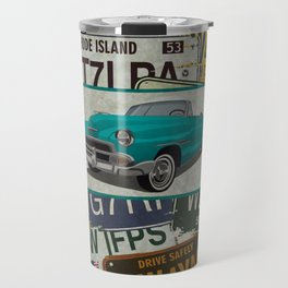 License Please Travel Mug