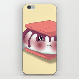 Stay Puft Smore iPhone Skin