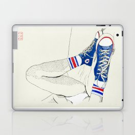 Tube Socks Laptop & iPad Skin
