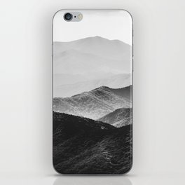 Smoky Mountain iPhone Skin