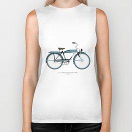 Vintage J.C. Higgins Bike Biker Tank