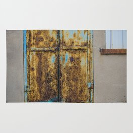 In the Door series, from my street photography collection Rug