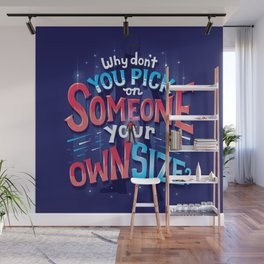 Own size Wall Mural