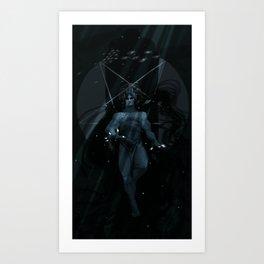 Gods - Nathan Art Print