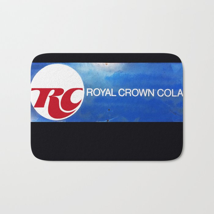 R C Royal Crown Cola Bath Mat