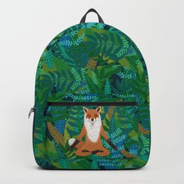 Fox Yoga Backpack