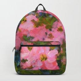 Spring Apple Blossoms Backpack