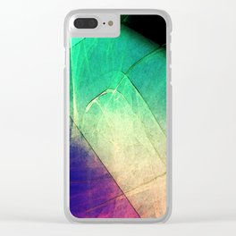 Elementary Clear iPhone Case