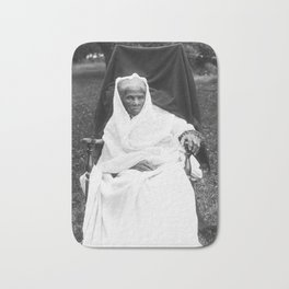 Harriet Tubman Bath Mat