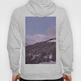 Purple Moutain Mont Blanc Hoody