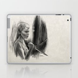 Homage to Rosemary's Baby Laptop & iPad Skin