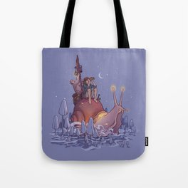 Sluggage Tote Bag