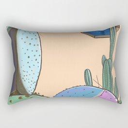 Cactus Lover Rectangular Pillow
