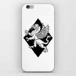 gryphon armory iPhone Skin