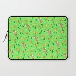 Sailor Jupiter Pattern / Sailor Moon Laptop Sleeve
