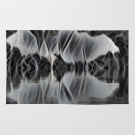 The Ghost of a Goddess, Ghostly Planetary Smoke of Dreams Rug
