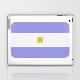 Argentine flag Laptop & iPad Skin