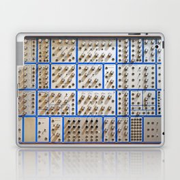 KNOBS AND HOLES Laptop & iPad Skin