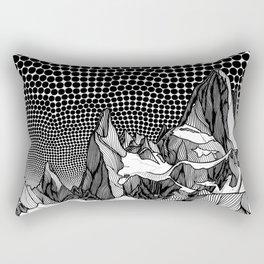Fitz Roy Rectangular Pillow