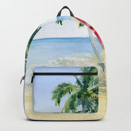 Tropical View Backpack