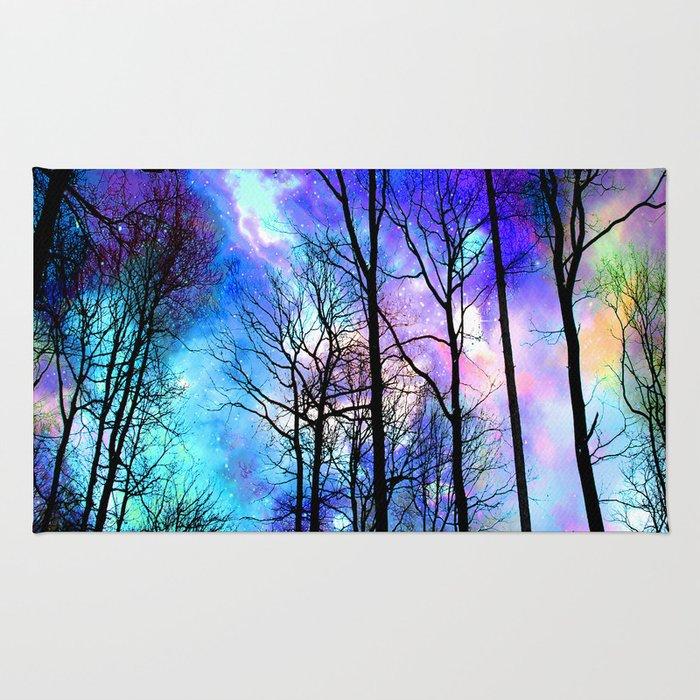 fantasy sky Rug