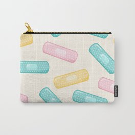 Pastel Plasters Carry-All Pouch
