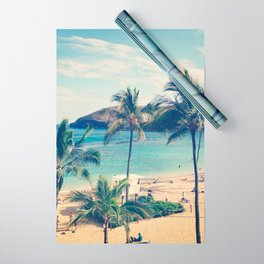 Hanauma Bay Wrapping Paper