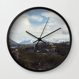 The Yukon Wall Clock