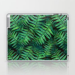 Among the Fern in the Forest Laptop & iPad Skin