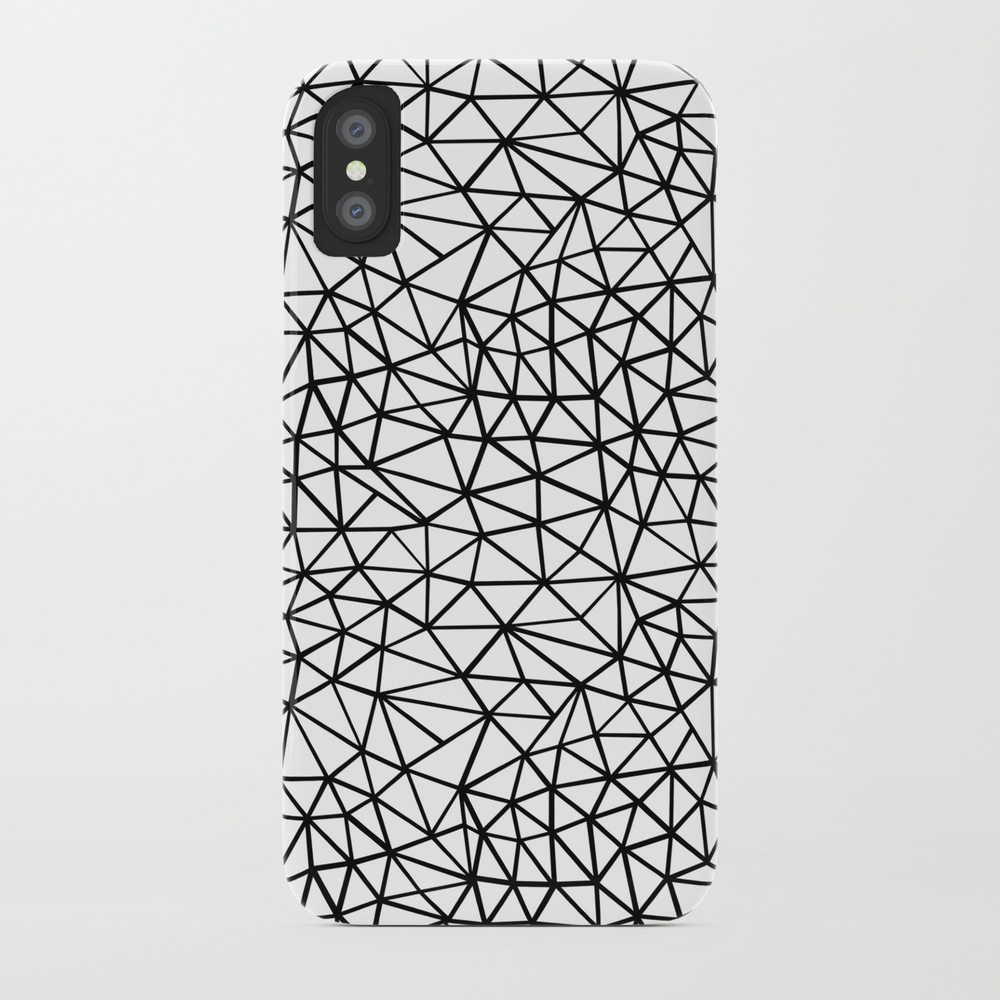 Shattered R Phone Case by Projectm PCS8047812