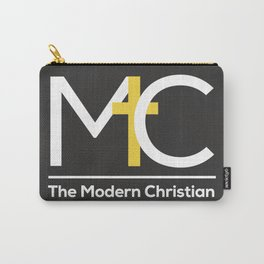 The Modern Christian Logo Carry-All Pouch