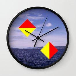 Signal Flare - Disregard Wall Clock