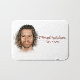 Michael Hutchence  Bath Mat