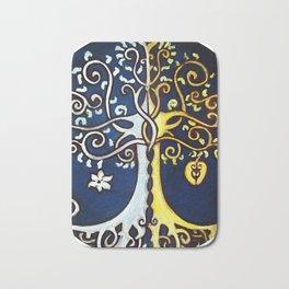 Valinor Trees Bath Mat