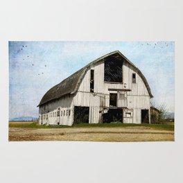 country barn Rug
