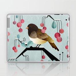 Bird, Watching Laptop & iPad Skin