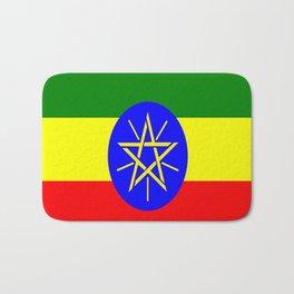 Flag of Ethiopia Bath Mat