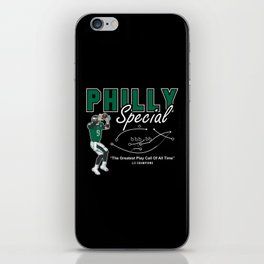 The Philly Special iPhone Skin