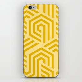 Crazy Vibes iPhone Skin