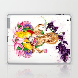 Ganesha and Candy Laptop & iPad Skin