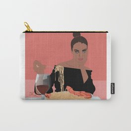 PASTA LADY Carry-All Pouch