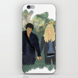We need each other iPhone Skin