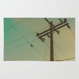 ElectricPole_0002 Rug