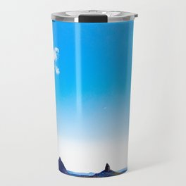 Glass House Mountains Travel Mug