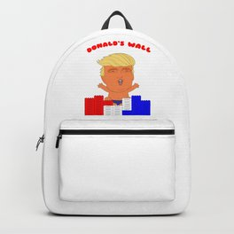 Donald's Wall Backpack