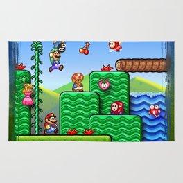 Super Mario 2 Rug