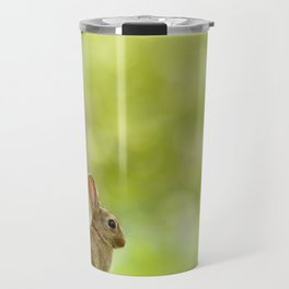 The Happy Rabbit Travel Mug