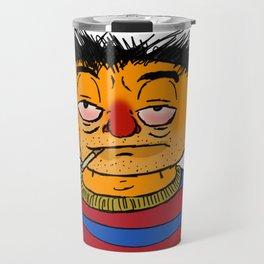 Dart and Ernie Travel Mug