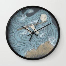Ocean Symphony Wall Clock